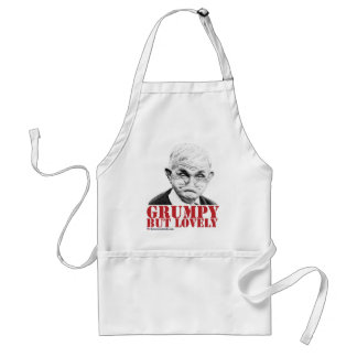 Grumpy But Lovely Aprons