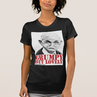 Grumpy But Lovely T Shirt
