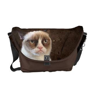 Grumpy Cat Classic Messenger Bag