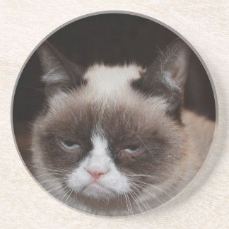 Grumpy Cat Costers v3 Coaster