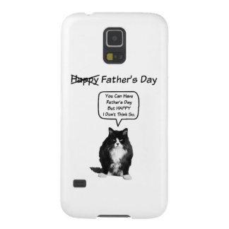 Grumpy Cat Father's Day Samsung Galaxy Case
