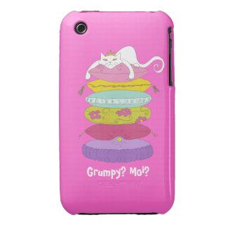 Grumpy Cat funny cartoon iPhone 3G/3GS case iPhone 3 Case-Mate Case