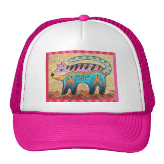 Grumpy Cat Trucker Hat