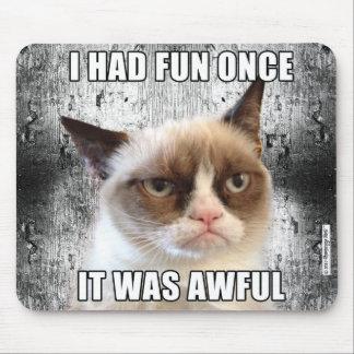 Grumpy Cat™ Mousepad - I had fun once