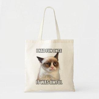 Grumpy Cat Tote