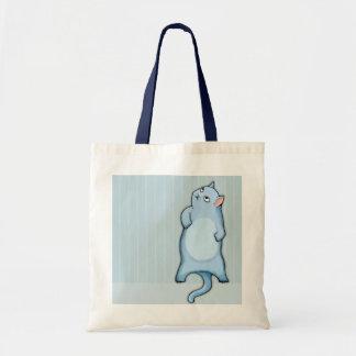 Grumpy Cats Grouchy George stripes Bag