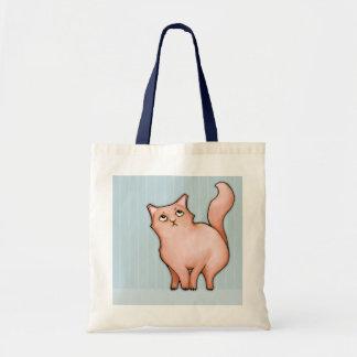 Grumpy Cats Sulky Sue stripes Bag
