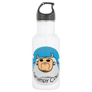 Grumpy Cow 532 Ml Water Bottle