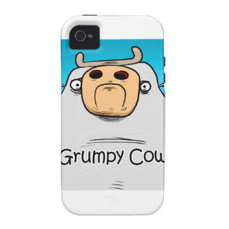Grumpy Cow Case For The iPhone 4