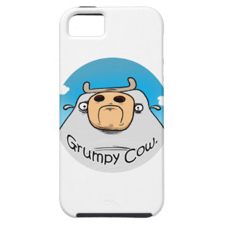 Grumpy Cow Case For The iPhone 5
