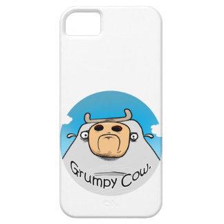 Grumpy Cow iPhone 5 Cases