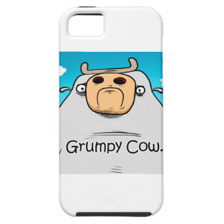 Grumpy Cow iPhone 5 Covers