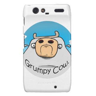 Grumpy Cow Motorola Droid RAZR Cover