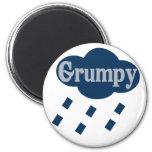 Grumpy Fridge Magnet