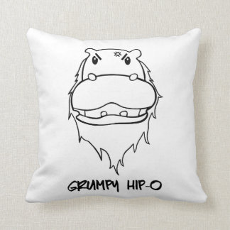 Grumpy Hip-O Cushion