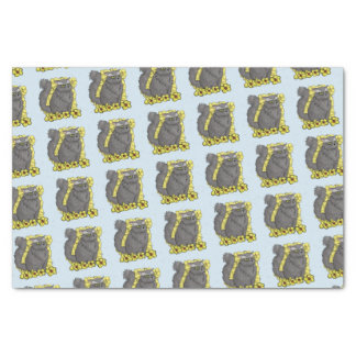 Grumpy Kitty Tissue Paper