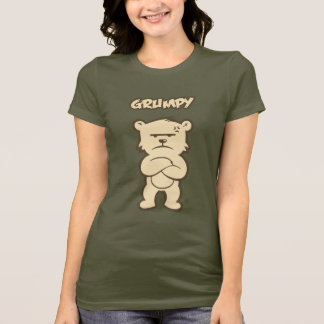 GRUMPY Ladies T-Shirt
