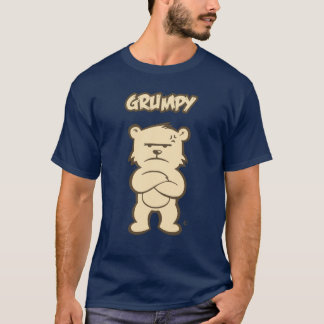 GRUMPY Mens T-Shirt