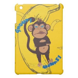 Grumpy Monkey iPad Mini Case