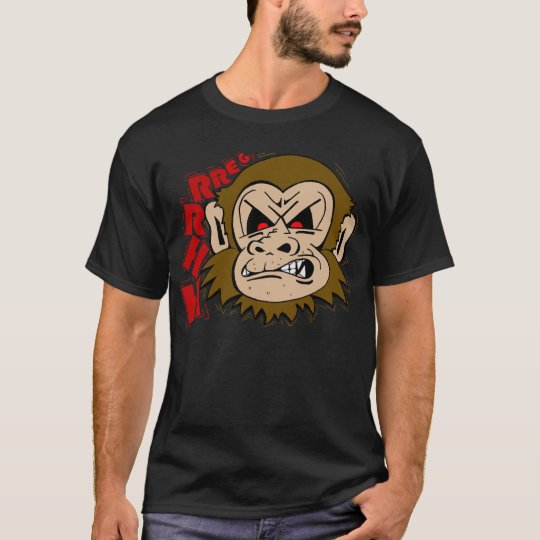 Grumpy Monkey T-Shirt