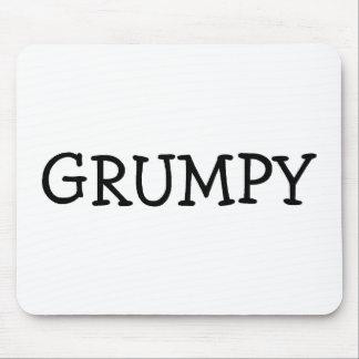 Grumpy Mousepads