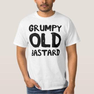 Grumpy Old Bastard T-Shirt