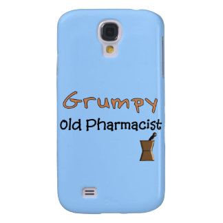Grumpy Old Pharmacist T-Shirts and Gifts Samsung Galaxy S4 Covers