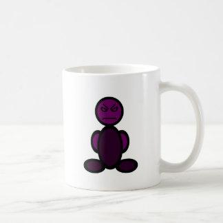 Grumpy (plain) coffee mug