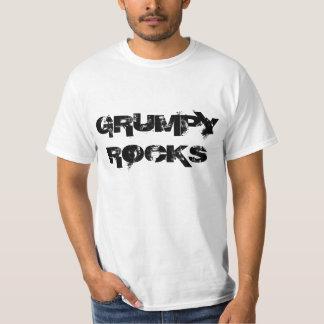 """""""Grumpy Rocks"""" t-shirt"""