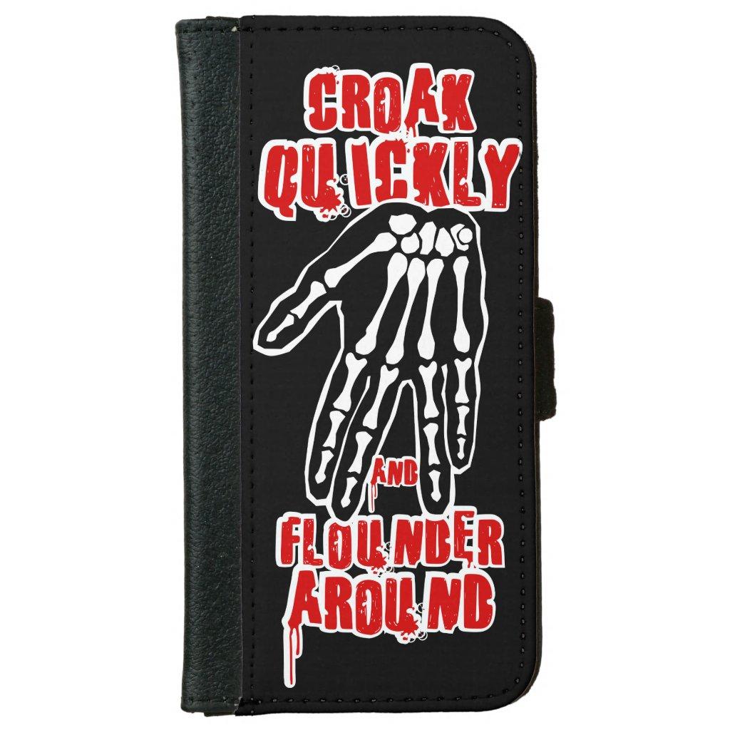 Grumpy salute phone cover