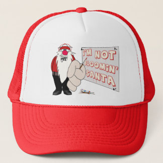 Grumpy Santa Hat