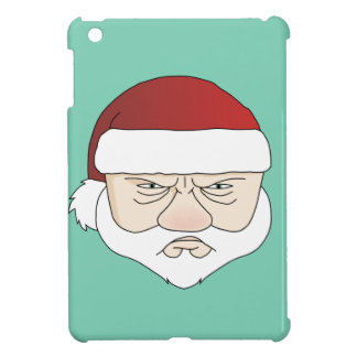 Grumpy Santa iPad Mini Case