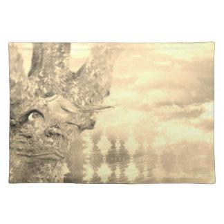 Grumpy Tree Placemat
