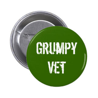 Grumpy Vets Button