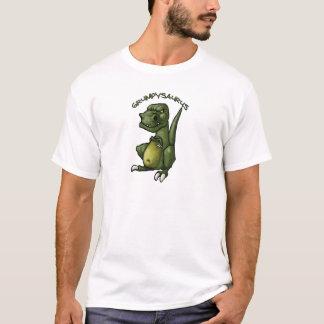 Grumpysaurus dinosaur being grumpy! T-Shirt