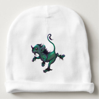 GRUNCH ALIEN CARTOON Cotton Beanie Baby Beanie