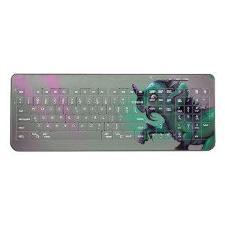 GRUNCH  ALIEN Custom Wireless Keyboard 2