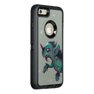 GRUNCH ALIEN OtterBox Apple iPhone 6 Plus DEFENDER OtterBox iPhone 6/6s Plus Case