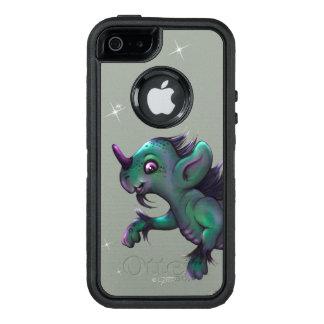 GRUNCH ALIEN OtterBox Apple iPhone SE/5/5s DEFEND