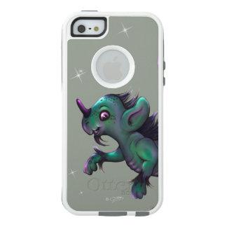 GRUNCH ALIEN OtterBox Apple iPhone SE/5/5s W