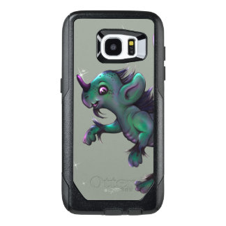 GRUNCH ALIEN OtterBox Samsung Galaxy S7 Edge   C