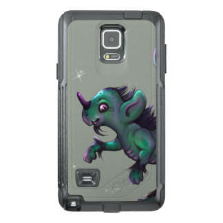 GRUNCH ALIEN OtterBox SAMSUNG NOTE 4