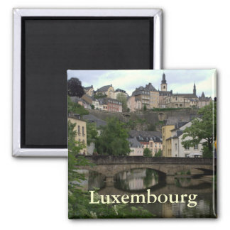 Grund, Luxembourg Square Magnet