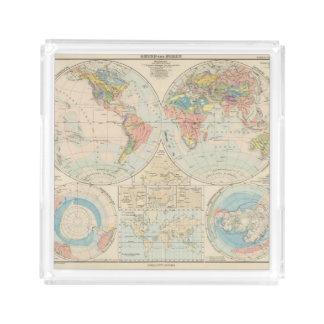 Grund u Boden - Soil Atlas Map Acrylic Tray