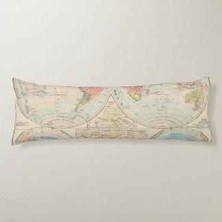 Grund u Boden - Soil Atlas Map Body Cushion