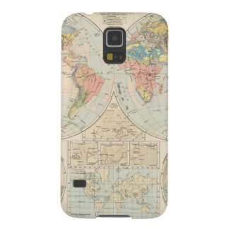Grund u Boden - Soil Atlas Map Galaxy S5 Case