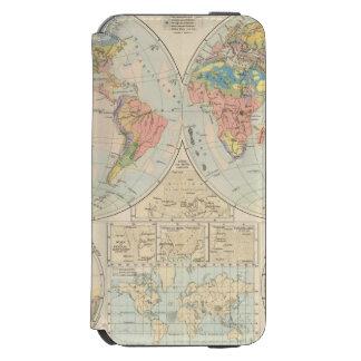 Grund u Boden - Soil Atlas Map Incipio Watson™ iPhone 6 Wallet Case