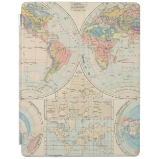 Grund u Boden - Soil Atlas Map iPad Cover
