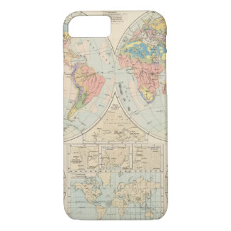 Grund u Boden - Soil Atlas Map iPhone 8/7 Case