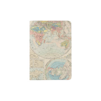 Grund u Boden - Soil Atlas Map Passport Holder